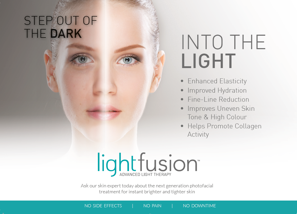 Light Fusion Led Light Therapy Woman To Woman